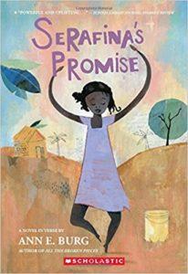 Serafinas Promise Book Cover Image